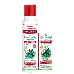 DUO SPRAY-ROLL-ON ANTI-PIQUE Répulsif Apaisant