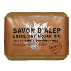 SAVON D'ALEP Exfoliant à l'Argan