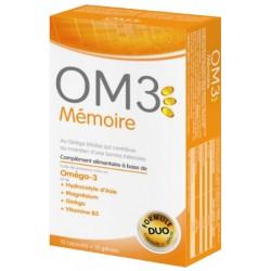 OM3 Mémoire