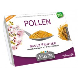 POLLEN DE SAULE FRUITIER