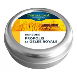 BONBONS Propolis Sève de Pin Bio