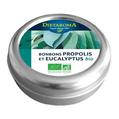 BONBONS Propolis & Eucalyptus Bio