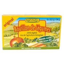 BOUILLON DE LÉGUMES Vegan