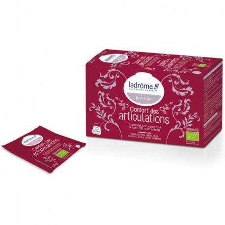 INFUSION ARTICULATION Saveur Framboise