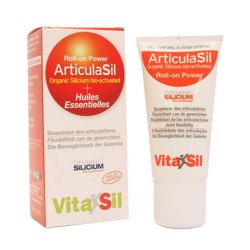 ARTICULASIL + Huiles Essentielles Roll-On