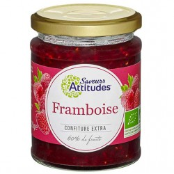 CONFITURE EXTRA Framboise Bio