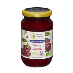 REPARATION FRUITS Cerise Griotte Bio