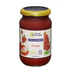 PREPARATION FRUITS Fraise Bio