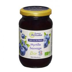 PREPARATION FRUITS Myrtille Sauvage Bio