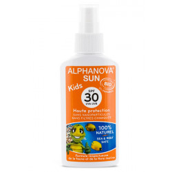 ALPHANOVA SUN Spray Kids SPF30