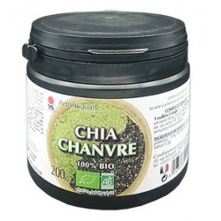 CHIA CHANVRE Bio