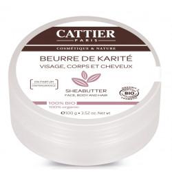BEURRE DE KARITE Bio