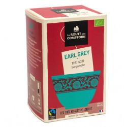 EARL GREY Thé Noir Bergamote