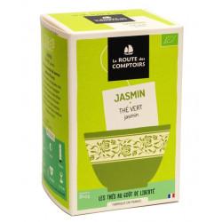 JASMIN Thé Vert