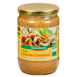 PUREE AMANDES COMPLETES