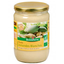 PUREE AMANDES BLANCHES