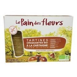 PAIN DES FLEURS Tartines Craquantes Châtaigne