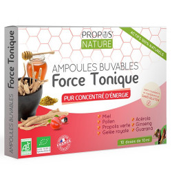 FORCE TONIQUE Tonus & Défenses