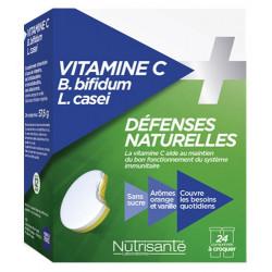 VITAMINE C + Probiotiques