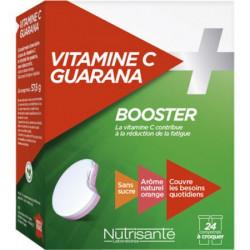 VITAMINE C + Guarana