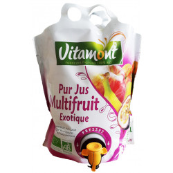 PUR JUS Multifruits Exotique