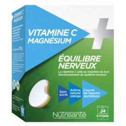 VITAMINE C + Magnésium