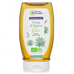 SIROP D'AGAVE Squeez Bio