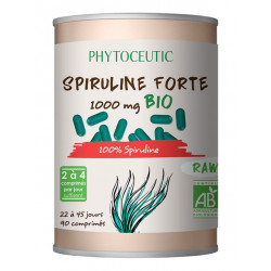 SPIRULINE FORTE Bio 1000 mg
