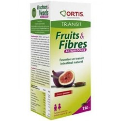 FRUITS & FIBRES Sirop