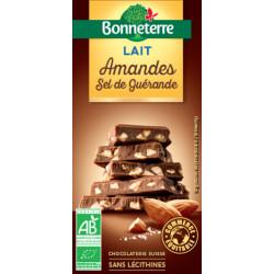 CHOCOLAT Amandes Sel de Guérande
