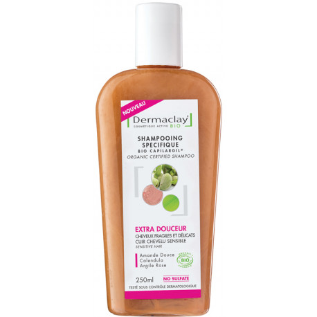 BIOCAPILARGIL Shampooing cheveux Fragiles