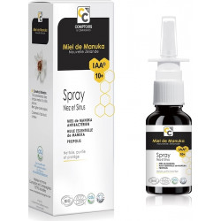 MIEL DE MANUKA Spray Nez & Sinus