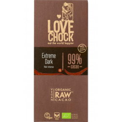 CHOCOLAT CRU Extreme Dark 99%