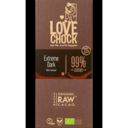 CHOCOLAT CRU Myrtille Chanvre