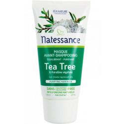 MASQUE AVANT-SHAMPOOING Purifiant Tea Tree