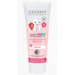 LOGODENT HAPPY KIDS Gel Dentaire Fraise