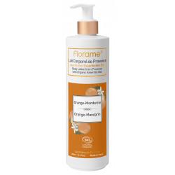 LAIT CORPOREL de Provence Orange Mandarine