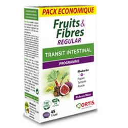 FRUITS & FIBRES Duo Comprimés