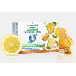RESPIRATOIRE Pastilles Miel Citron