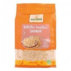 BILLETTES SOUFFLEES Quinoa Bio