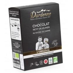 CHOCOLAT ARTISANAL sans gluten au Sucre de Canne