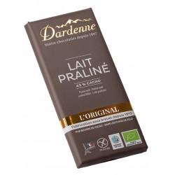 Chocolat au Lait Sans Gluten