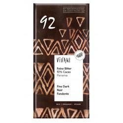 Chocolat Noir 92%
