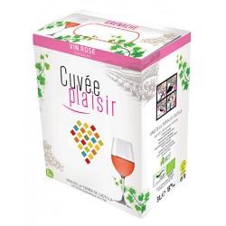 CUVEE PLAISIR Vin Rosé Grenache