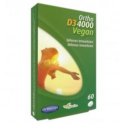 ORTHO D3 4000 UI VEGAN