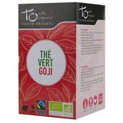 Thé Vert aux Baies de Goji Bio