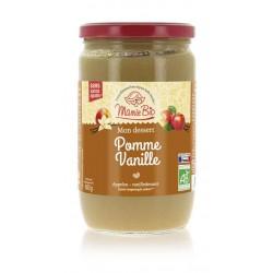 DESSERT Pommes Vanille