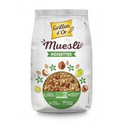 MUESLI Raisins Noisettes