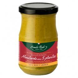 Moutarde aux 5 Plantes