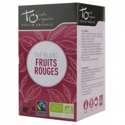 THE BLANC Fruits Rouges